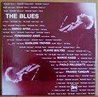 ENRICO INTRA The Blues album cover