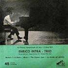 ENRICO INTRA Trio album cover