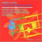 ENRICO INTRA Wach im Dunklen Garten album cover