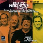 ENRICO PIERANUNZI Alone Together album cover