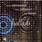 ENRICO PIERANUNZI Ballads album cover