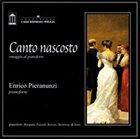 ENRICO PIERANUNZI Canto Nascosto album cover