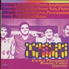 ENRICO PIERANUNZI Enrico Pieranunzi / Ronnie Cuber : Inconsequence album cover