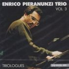 ENRICO PIERANUNZI Enrico Pieranunzi Trio vol. 3 album cover