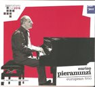 ENRICO PIERANUNZI European Trio album cover