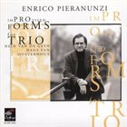 ENRICO PIERANUNZI Improvised Forms for Trio album cover