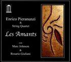 ENRICO PIERANUNZI Les Amants album cover