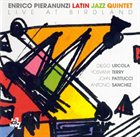 ENRICO PIERANUNZI Live at Birdland album cover