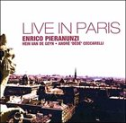 ENRICO PIERANUNZI Live In Paris album cover