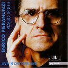 ENRICO PIERANUNZI Live In Switzerland album cover