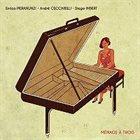 ENRICO PIERANUNZI Ménage à Trois album cover