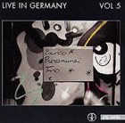 ENRICO PIERANUNZI Trio, Vol. 5 : Live in Germany album cover
