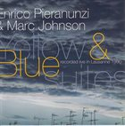 ENRICO PIERANUNZI Yellow & Blue Suites (with Marc Johnson) album cover