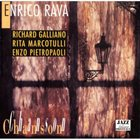 ENRICO RAVA Chanson album cover
