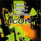 ENRICO RAVA Icon (with Claudio Fasoli, Franco D'Andrea) album cover