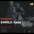 ENRICO RAVA Montreal Diary: Plays Miles Davis album cover