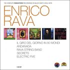 ENRICO RAVA The Complete Remastered Recordings on Black Saint & Soul Note album cover