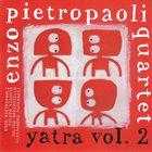 ENZO PIETROPAOLI Yatra Vol.2 album cover