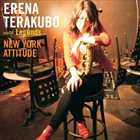 ERENA TERAKUBO New York Attitude album cover