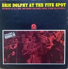 ERIC DOLPHY Eric Dolphy at the Five Spot, Volume 2 album cover