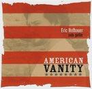 ERIC HOFBAUER American Vanity album cover