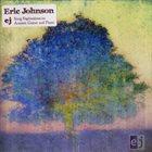 ERIC JOHNSON EJ album cover