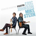 ERIC JOHNSON Eric Johnson & Mike Stern : Eclectic album cover