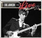 ERIC JOHNSON Live From Austin TX '84 album cover
