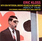 ERIC KLOSS About Time album cover