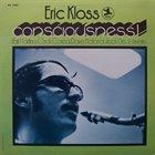 ERIC KLOSS Consciousness! album cover
