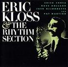 ERIC KLOSS Eric Kloss & The Rhythm Section album cover