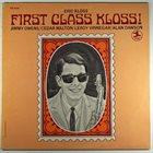ERIC KLOSS First Class Kloss! album cover