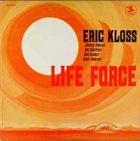 ERIC KLOSS Life Force album cover