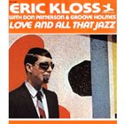 ERIC KLOSS Love And All That Jazz album cover