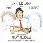 ÉRIC LE LANN Joue Piaf Trénet album cover