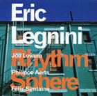 ERIC LEGNINI Rhythm Sphere album cover
