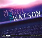 ERIC WATSON Memories of Paris album cover