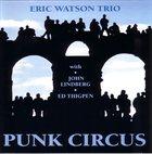 ERIC WATSON Punk Circus album cover
