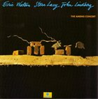 ERIC WATSON The Amiens Concert (with Steve Lacy, John Lindberg) album cover