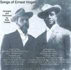 ERNEST HOGAN Songs of Ernest Hogan album cover