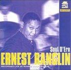 ERNEST RANGLIN Soul D'Ern album cover