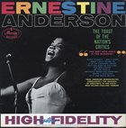 ERNESTINE ANDERSON The Toast Of The Nation's Critics album cover