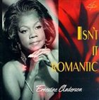 ERNESTINE ANDERSON Isn't It Romantic album cover