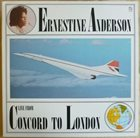 ERNESTINE ANDERSON Live From Concord on Concord album cover