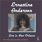 ERNESTINE ANDERSON Live In New Orleans album cover