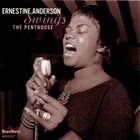 ERNESTINE ANDERSON Swings The Penthouse album cover