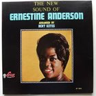 ERNESTINE ANDERSON The New Sound Of Ernestine Anderson album cover