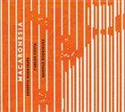 ERNESTO RODRIGUES Ernesto Rodrigues, Carlos Costa, Manolo Rodríguez : Macaronesia album cover