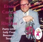 ERNIE CARSON Pretty Little Lady from Beaumont, Texas album cover