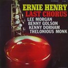 ERNIE HENRY Last Chorus album cover